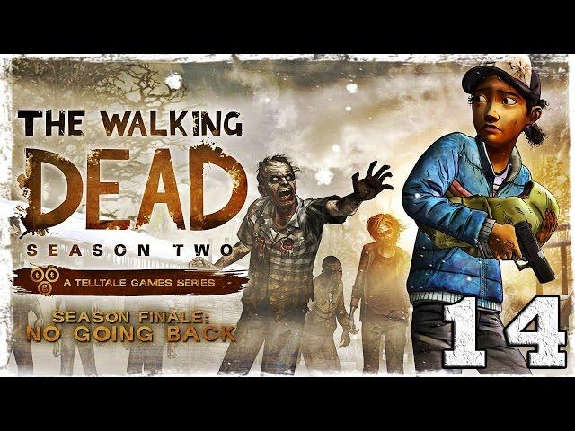 Смотреть прохождение игры Walking Dead: Season Two. #14: По тонкому льду.