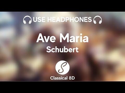 Franz Schubert - Ave Maria HD (8D Classical  Music) | Classical 8D 🎧 indir