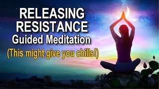 Law of Attraction RELEASING RESISTANCE Guided Meditation by Jess Shepherd (Pure MOTIVATION!)