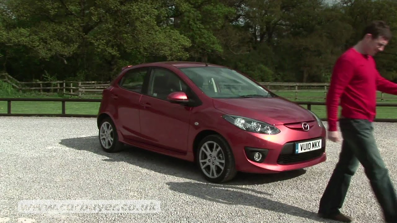 Mazda2 hatchback 2007 - 2012 review - CarBuyer