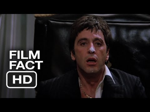 Film Fact - Scarface (1983) Gina Shoots Tony HD Movie