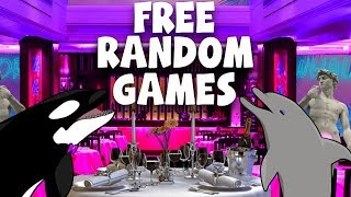 I'M A WHALE TRYING TO GET SOME TAIL | Free Random Games