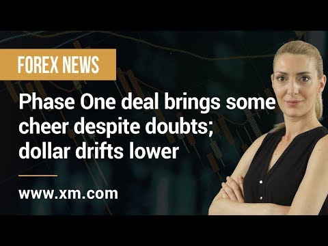 Forex News: 16/01/2020 - Phase One deal brings some cheer despite doubts; dollar drifts lower