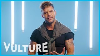 Ricky Martin Freaked Out About Penelope Cruz in Versace, Too thumbnail