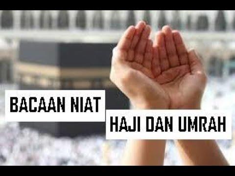 Bacaan Talbiyah Umroh/Umroh dan Haji.