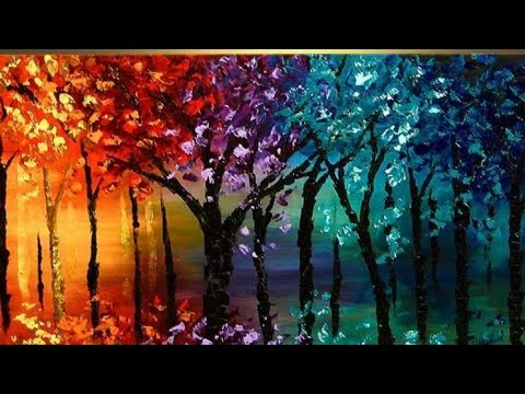 Painting Ideas 2019 Abstract Painting Ideas Easy Abstract Acrylic Painting Ideas Youtube