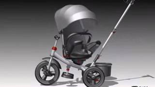 Видео презентация трехколесного велосипеда Moby Kids Leader-2(Видео презентация трехколесного велосипеда Moby Kids Leader-2., 2016-04-02T08:24:46.000Z)