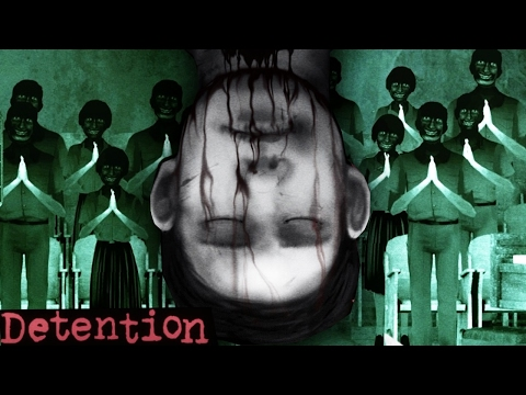 DAS KOMPLETTE SPIEL! | Let's Play Detention (Deutsch/German)