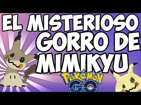 EL MISTERIOSO GORRO del EVENTO DE HALLOWEEN POKEMON GO- Mimikyu hat - INCURSIONES LEGENDARIAS