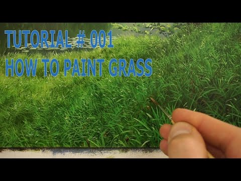 #5-how-to-paint-grass-|-oil-painting-tutorial