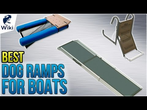 6-best-dog-ramps-for-boats-2018