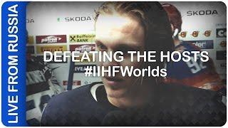 Defeating the hosts | #IIHFWorlds 2016
