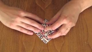 Heart & Hand: Origami Tulip