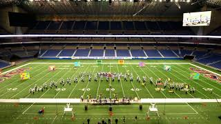 McCallum High School Band State Marching Contest 2017
