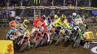 Supercross Rewind - 2018 Anaheim 1 - 450SX Main Event