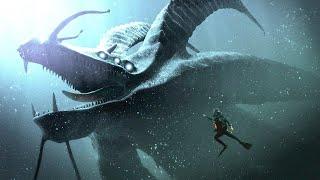 Самые Пугающие Существа Океана Заснятые на Камеру