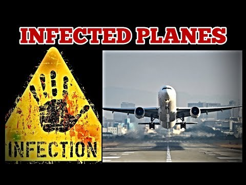 9/8 INFECTED PLANES LAND IN WESTERN NATIONS