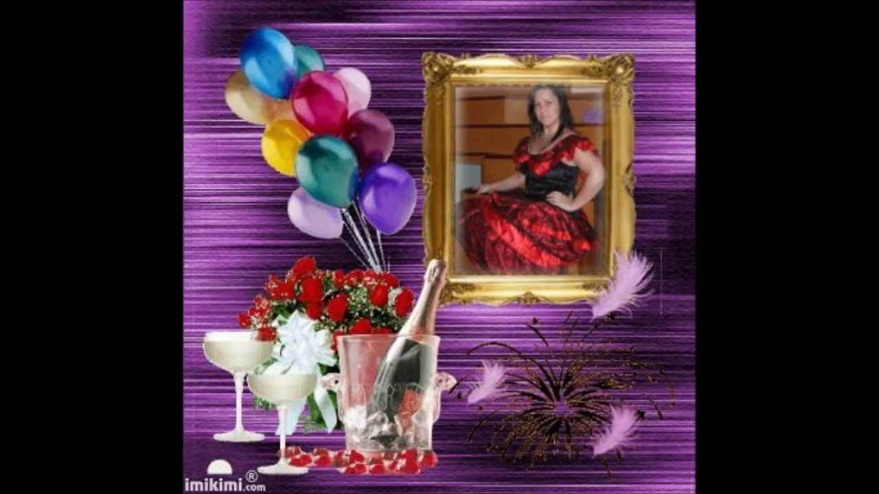 Cumpleaños de Silvia Freire 2013 - YouTube