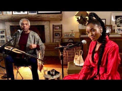Mastercard apresenta: As canções de Gilberto Gil por Iza e Gil  FiqueEmCasa e cante Comigo e Iza