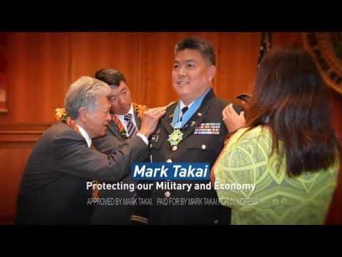 Mark Takai -- Proud History of Service
