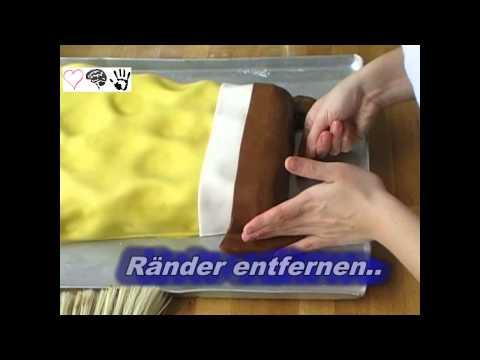 Spongebob Schwammkopf Torte - Special Von Kochen Mit Herz Hirn Und Hand Folge 10