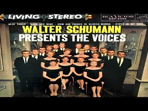 Walter Schumann Presents The Voices 7 inch GMB