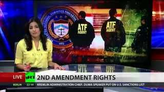 ATF seizes customer records in California raid
