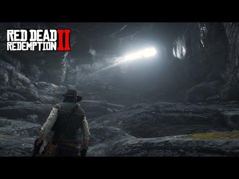 El secreto en la cueva de Elisian Pool - Red Dead Redemption 2 - Jeshua Games thumbnail