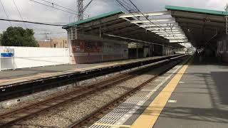 西武9000系9104F&西武20000系20101F秋津駅通過
