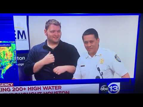 Houston Flood Report Mocking Funny News