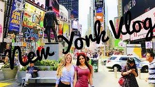 NEW YORK CITY VLOG, Nueva York Vlog ♥ New york for the Weekend♥