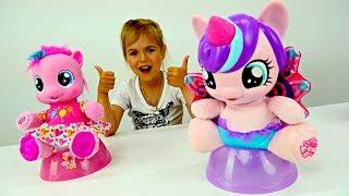 Детский сад для Пони - Литл Пони - Мультики для девочек
