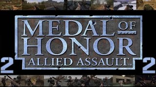 Прохождение Medal of Honor: Allied Assault #2