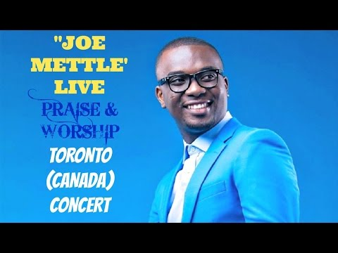 THE TRUE WORSHIPPERS CONCERT WITH JOE METTLE IN TORONTO, CANADA   The Glory Cloud Experience