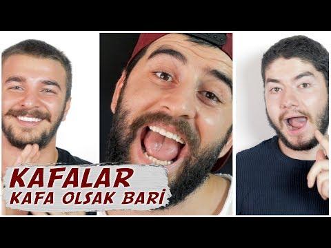 Kafalar - Kafa Olsak Bari (Yorumlarla Şarkı)