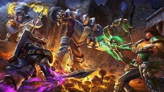 Champions of Anteria Gameplay - MOBA + RTS MAGIC!!