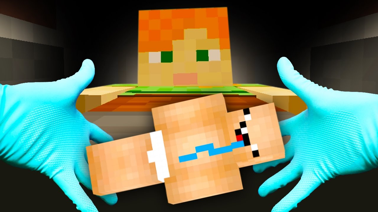 Realistic Minecraft Alex Gets Pregnant