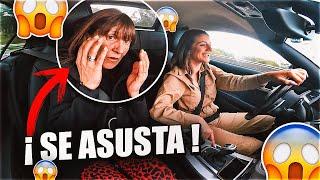 MI MADRE REACCIONA AL BMW Z4 DE TOBBAL | FatiVázquez