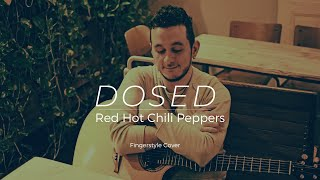 Dosed - Red Hot Chili Peppers (Fingerstyle Cover)