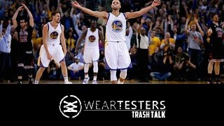 WearTesters Trash Talk | When Will The Golden State Warriors Lose