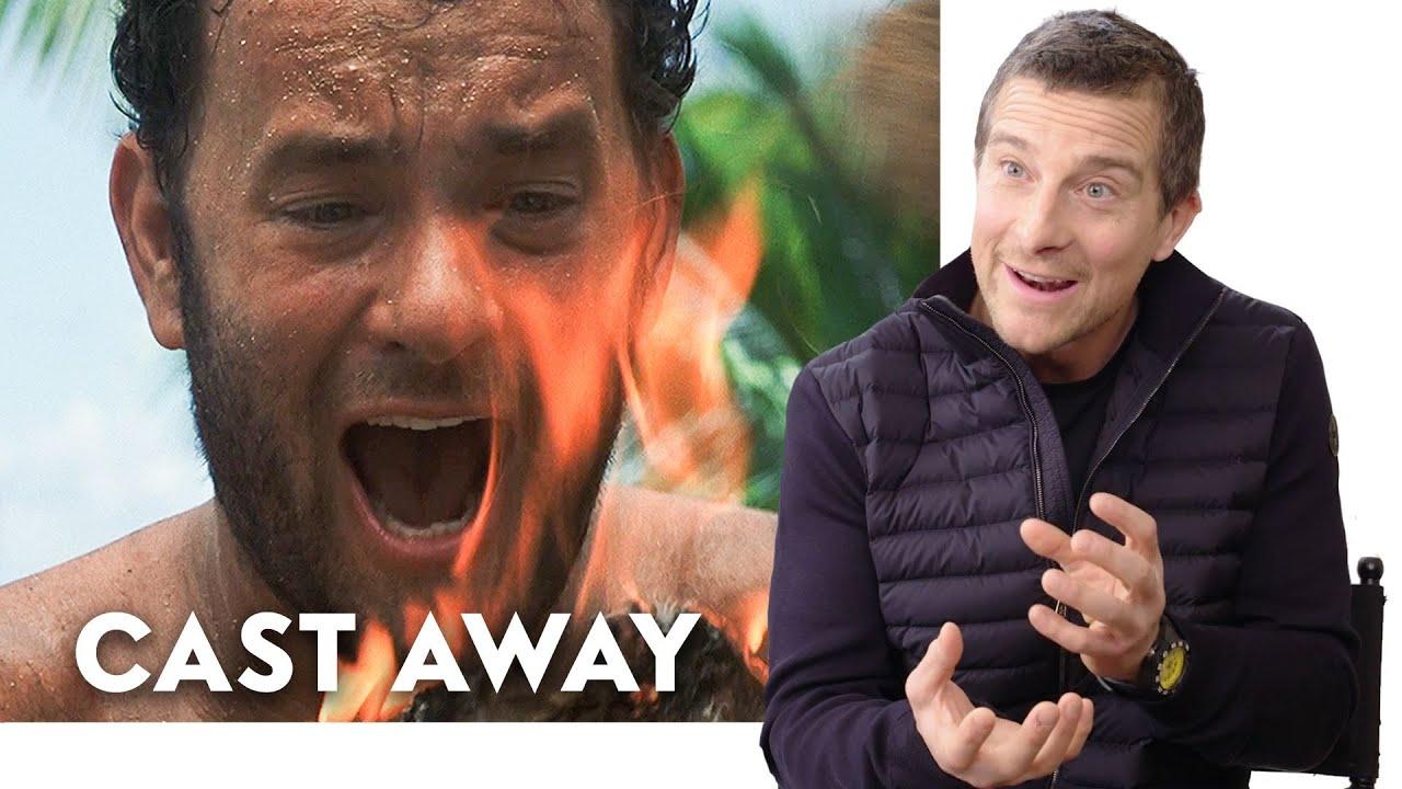 Bear Grylls Reviews Survival Movies | Vanity Fair image