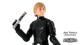 "Luke Skywalker ""Jedi Knight Outfit"" (The Vintage Collection) Wave 3 Return of the Jedi"