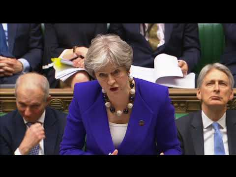 Prime Minister's Questions: 18 April 2018