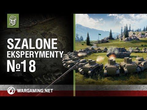 Szalone eksperymenty №18 [World of Tanks Polska] thumbnail