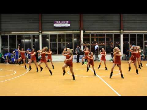Extreme Dance - Cheerleading BBC Olympia - Gangnam Style