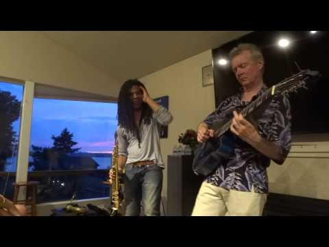 "Paul Taylor with Peter White - ""Luxe"" live"