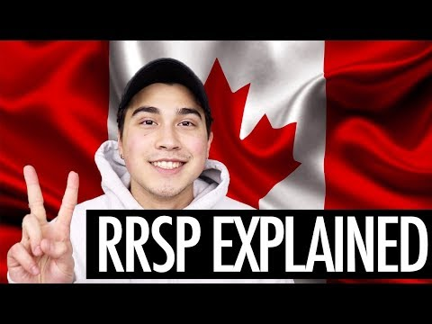RRSP Explained For BEGINNERS (EVERYTHING YOU NEED TO KNOW)