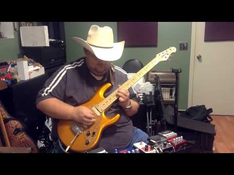 Johnny Hiland demos the Empress Compressor