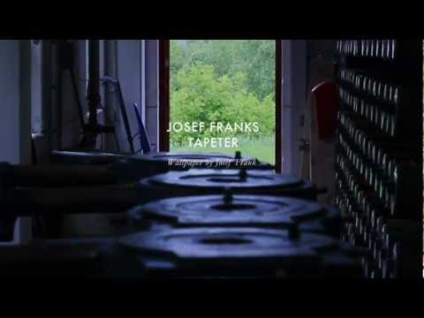 Josef Franks tapeter | Svenskt Tenn