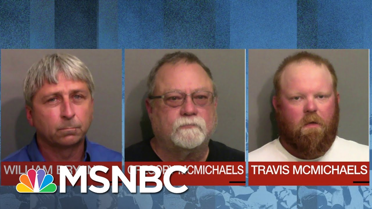 Judge Rules Enough Evidence To Try 3 Suspects In Ahmaud Arbery Case For Murder. | MSNBC